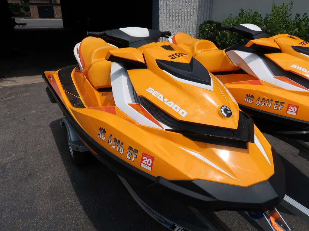 Pre-Owned 2017 Sea-Doo GTISE130