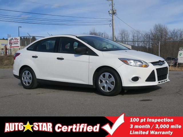 Pre-Owned 2012 Ford Focus S