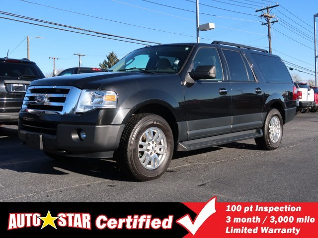 Pre Owned  Ford Expedition El Xl