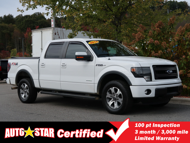 Pre-Owned 2014 Ford F150 FX4