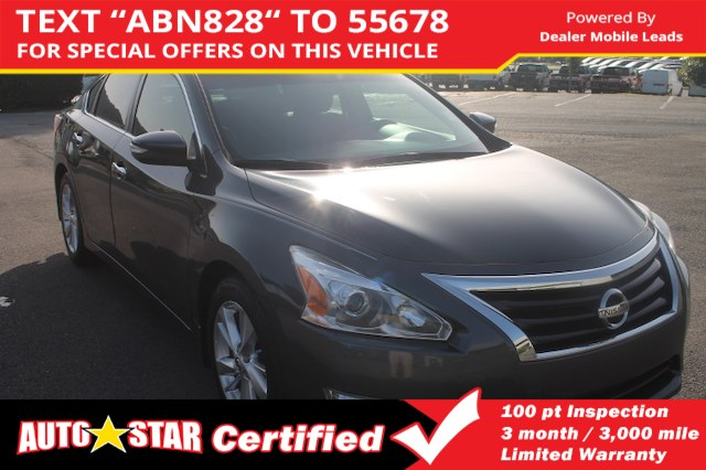 Pre Owned 2013 Nissan Altima 2.5 SL