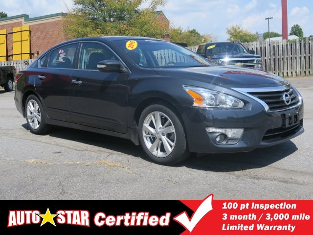 Pre-Owned 2015 Nissan Altima 2.5 SL
