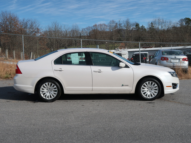 pre-owned 2011 ford fusion base 4d sedan near asheville #a7475
