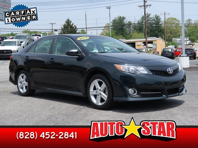Toyota Camry Used >> Pre Owned 2012 Toyota Camry Hybrid Xle Se Se 4d Sedan Near Asheville