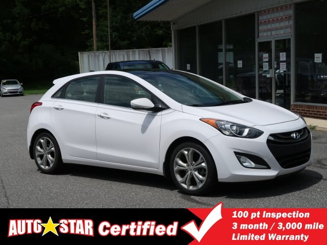 Nice Pre Owned 2014 Hyundai Elantra GT Base
