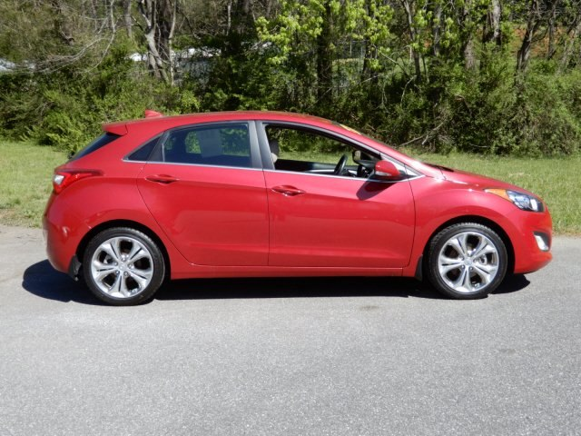 Pre Owned 2014 Hyundai Elantra GT Base W/Blue