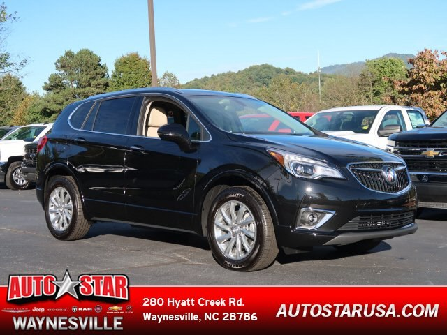 New 2019 Buick Envision Essence Suv Near Asheville 95704 Autostar Usa