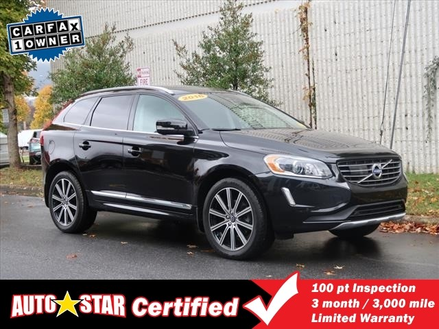 Who Owns Volvo >> Pre Owned 2016 Volvo Xc60 T6 Drive E Platinum 4d Sport Utilit Near