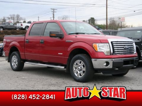 Pre-Owned 2011 FORD F150 XLT
