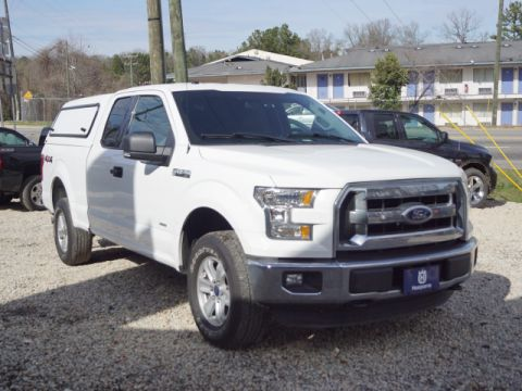 Pre-Owned 2016 FORD F150 XLT