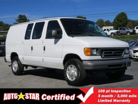 Pre-Owned 2007 Ford E-250 Commercial