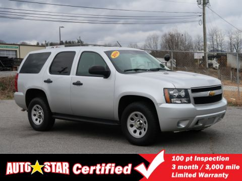 Pre-Owned 2014 CHEVROLET TAHOE Police