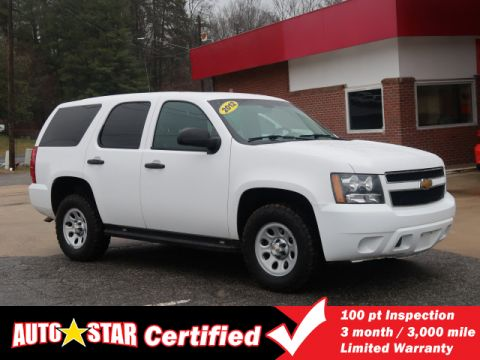 Pre-Owned 2012 CHEVROLET TAHOE Commercial Fleet