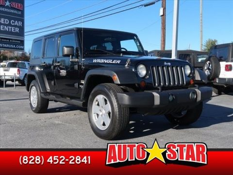 Pre-Owned 2007 JEEP WRANGLER UNLIMITED Unlimited Sahara