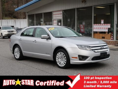 Pre-Owned 2011 Ford Fusion Hybrid Hybrid