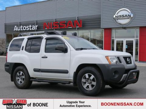 Pre-Owned 2013 Nissan XTERRA PRO
